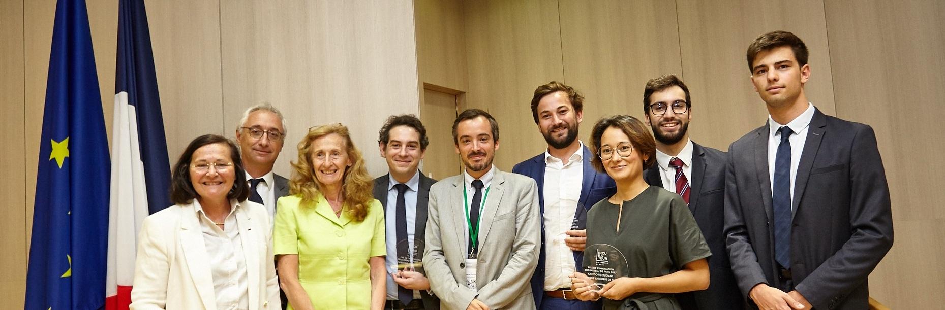 lauréats prix de l'innovation 2017 - IBP 2017