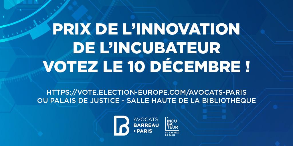 prix de l'innovation IBP 2019